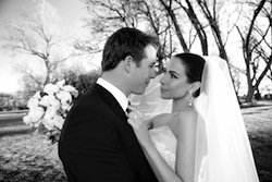 Kate Ritchie and Stuart Webb Wedding